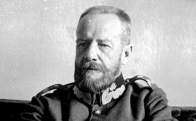 Gen. Lucjan Żeligowski, data wykonania zdjęcia nieznana