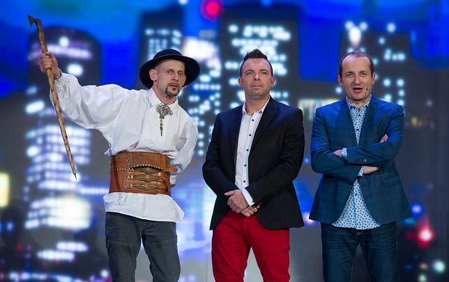 Wieczór kabaratowy z udziałem Marcina Wójcika, Michała Wójcika i Roberta Górskiego