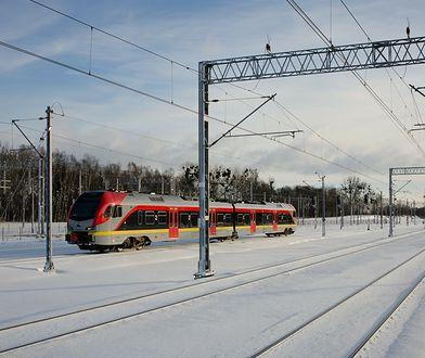 Opóźnienia w ruchu pociągów. Część kursów odwołanych