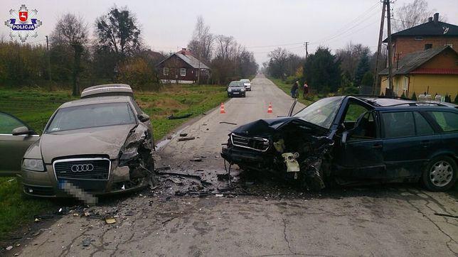Napastnicy są teraz poszukiwani na terenie województwa lubelskiego