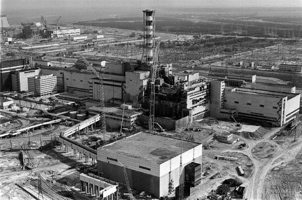 Ukraina nie ma pieniędzy na zabezpieczenie reaktora w Czarnobylu