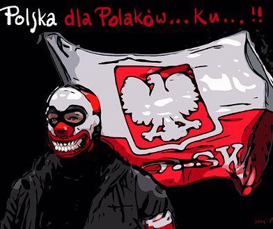 Andrzej Pągowski: Polska dla Polaków... ku...!