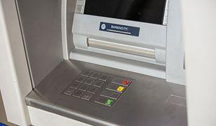 Bankomat. Zmiana limitów wypłat w bankomatach
