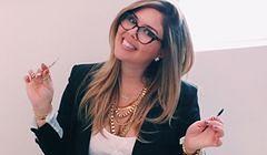 Kelley Baker - specjalistka od stylizacji brwi