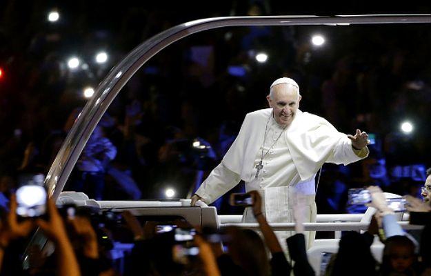 Papież Franciszek w Filadelfii (USA)