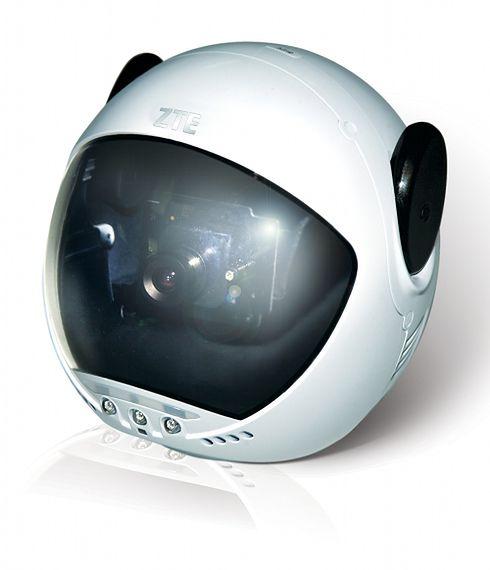Kosmiczna, szpiegowska kamera 3G od ZTE