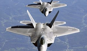 Lockheed Martin F-22 Raptor, czyli jak USA radzą sobie z Rosją