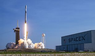 SpaceX i Elon Musk liczą na udany start misji Starlink-13