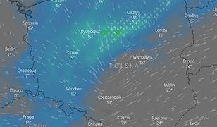 Pogoda na 31 sierpnia. IMGW wydało ostrzeżenia pierwszego stopnia