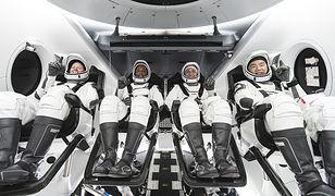 NASA i SpaceX ogłaszają datę startu misji Crew-1