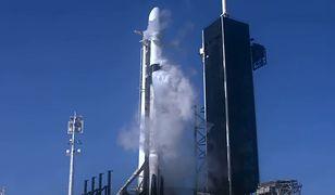 SpaceX odwołuje start rakiety Falcon 9. Elon Musk nie wyśle w piątek kolejnych satelitów w kosmos