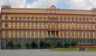 Siedziba NKWD znajdowała się w Moskwie, na Łubiance
