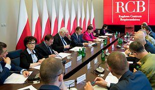 """Premier Beata Szydło o ataku ransomware: """"Sytuacja jest monitorowana. Służby prowadzą odpowiednie działania"""""""