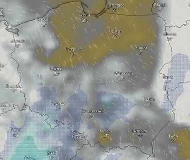Pogoda na 5 października. Prognoza zagrożeń IMGW. Śledź radar burzowy online i bądź na bieżąco