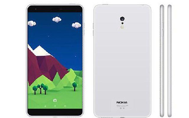 Czy tak wygląda pierwszy telefon Nokii z Androidem?