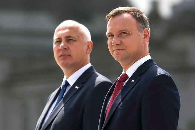 Andrzej Duda znieważony? Tego obawia się przyjaciel z dzieciństwa Joachima Brudzińskiego