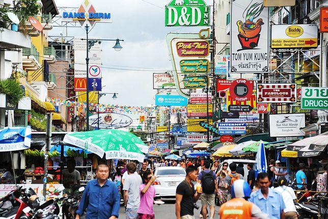 Obecnie z Polski do Bangkoku można polecieć z przesiadką od ok. 1600 zł
