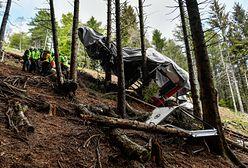 Katastrofę kolejki górskiej we Włoszech przeżył tylko 6-latek. Porwano go