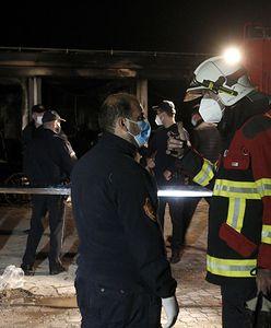 Pożar w macedońskim szpitalu. Są ofiary