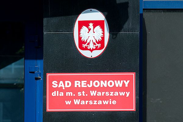 Jest wniosek prokuratury z Wrocławia o wpis w księdze warszawskiej nieruchomości