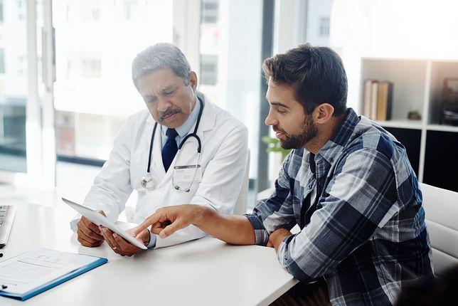 Rak prostaty dotyka coraz młodszych mężczyzn