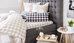 Jasna, stonowana i wygodna - to znaki rozpoznawcze sypialni w stylu skandynawskim. Zobacz, jak ją urządzić!