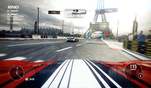 """""""Grid"""" to seria gier wyścigowych, które łączą realizm z przyjemną rozgrywką. Naszym zadaniem jest wygrać wszystkie wyścigi"""