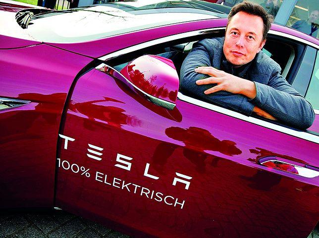 Elon Musk zapowiada kolejną nowość w Tesli
