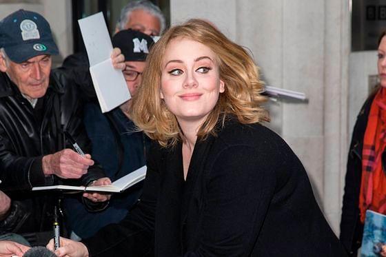 Adele - dziś jest przede wszystkim mamą