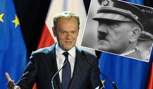 """Powiązał Tuska z Hitlerem. Kim jest nowa gwiazda """"Wiadomości"""" TVP"""