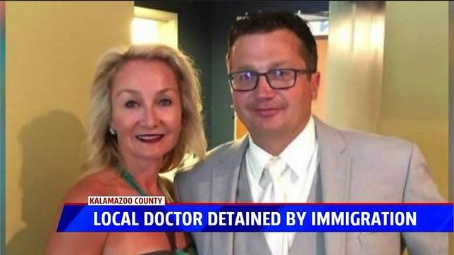 USA: urodzony w Polsce lekarz wyjdzie z aresztu. Grozi mu deportacja