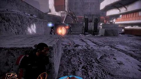 Infiltratorzy w Mass Effect 2 to klasa dla graczy, którzy lubią stylowo zabijać