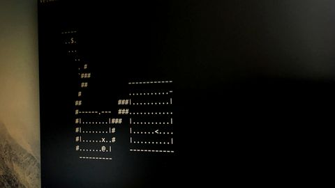 NetHack, klasyczna gra ASCII, nie będzie już działać na Amidze i Atari