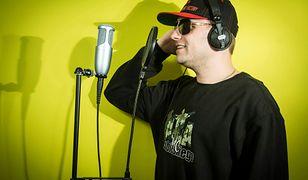 MC Sobieski – niewidomy raper, wulkan energii i niesamowity człowiek.