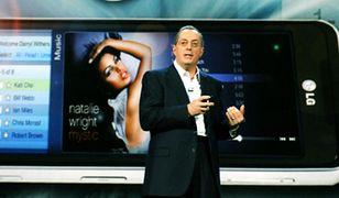 LG Electronics GW990 - telefon nowej generacji