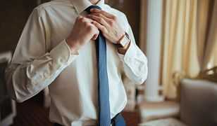 Dobranie odpowiedniego krawata to prawdziwa sztuka