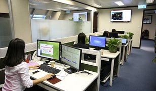 Internet w firmie jest podstawowym narzędziem pracy.