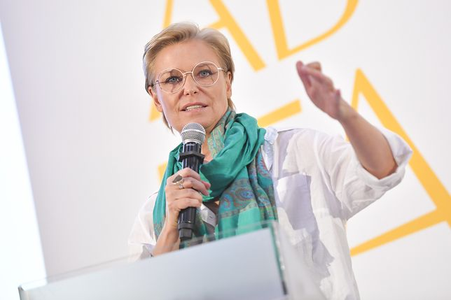 Paulina Młynarska przez lata pracowała dla kobiecych stacji telewizyjnych.