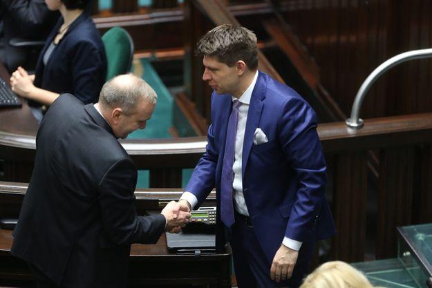 Andrzej Stankiewicz o wojnie między opozycją: Kaczyński może zacierać ręce