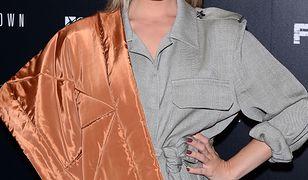 25-letnia Olga Kalicka dwa miesiące temu poinformowała, że jest w ciąży