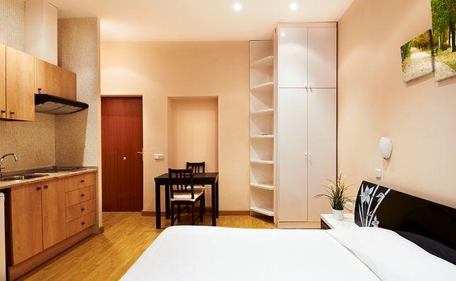 Mieszkania jednopokojowe popularne wśród wynajmujących