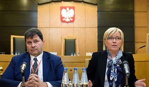 Prezes Julia Przyłębska: nie uważam, aby klimat w Trybunale Konstytucyjnym był ciężki