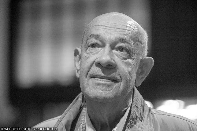 Antoni Krauze zmarł w wieku 78 lat