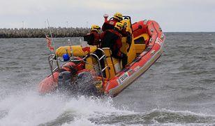 Dźwirzyno. Udana akcja ratunkowa na Bałtyku