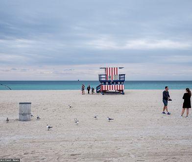 USA: Piorun poraził Polaka na plaży. Mężczyzna w stanie krytycznym