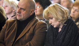 Katarzyna i Cezary Żakowie świętują 35 lat razem