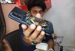 Smartfon Oppo wybuchł mu w kieszeni. Efektem obrażenia rąk i nóg