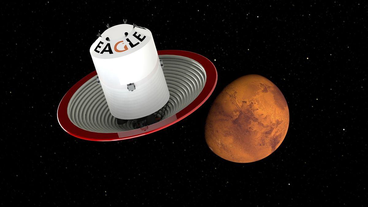 Polacy coraz bliżej Marsa. Studencki lądownik ma szansę na wygraną w konkursie