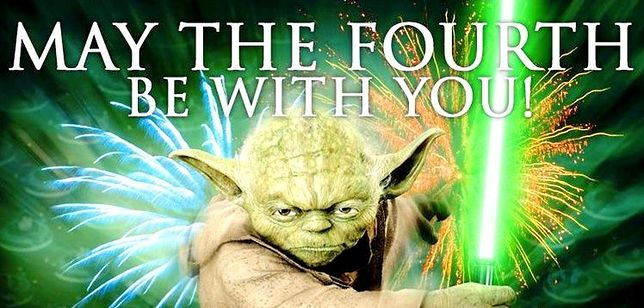 Za darmo: Star Wars Day!