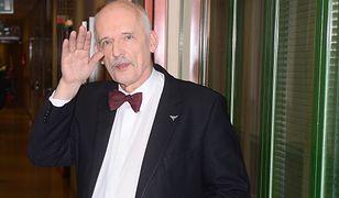 Janusz Korwin-Mikke wybrał się na wakacje